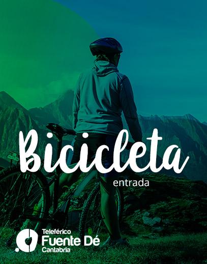 Fuente Dé – Entrada Adulto + bici